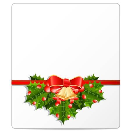 houx: No�l souhait liste et la d�coration de No�l