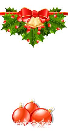 Christmas decoration Stock Vector - 16449176