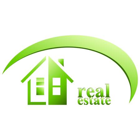 house, real estate sign Stock Vector - 16530398