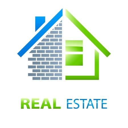 house, real estate sign Vector