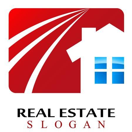 makler: Immobilien, Wohnung Zeichen