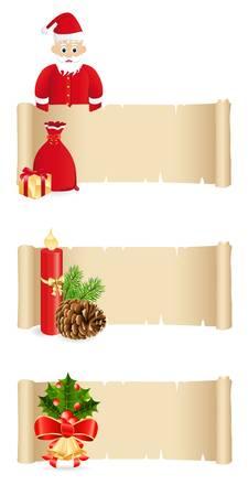 christmas dekoration Stock Vector - 16752622