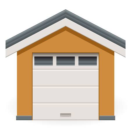 garage: car garage