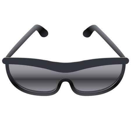 sun protection: sunglasses   3D glasses
