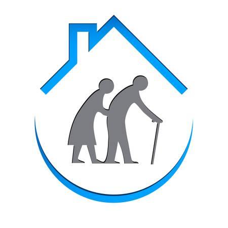 összpontosított: öregek otthona