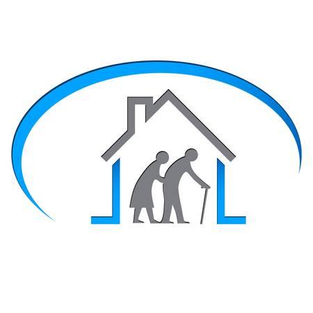 cuidar: asilo de ancianos