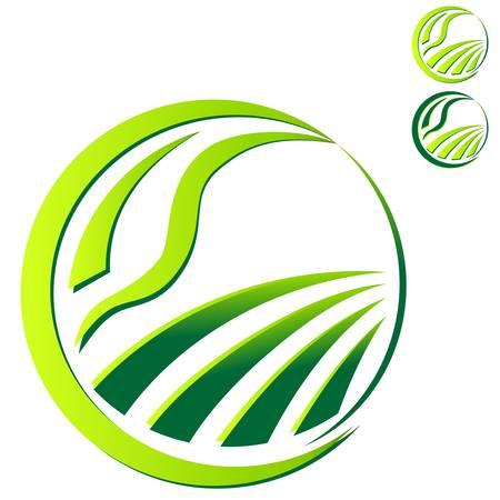 農業のシンボル
