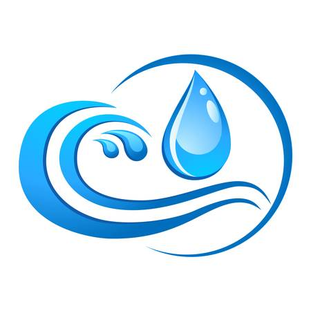 water sign Vector