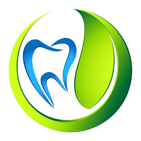 dental caries: dental care sign