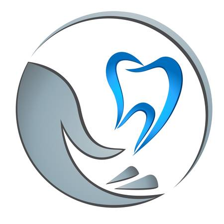prophylaxe: Zahnpflege Illustration