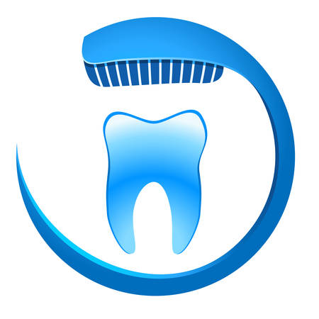 prophylaxis: tooth and toothbrush