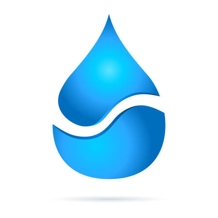wetness: water drop icon