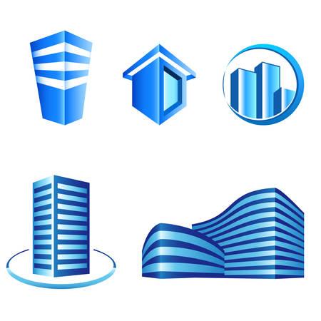 brokerage: real estate icons