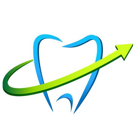 care: dental care - icon, symbol