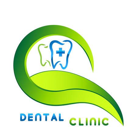 medicine logo: dental clinic icon