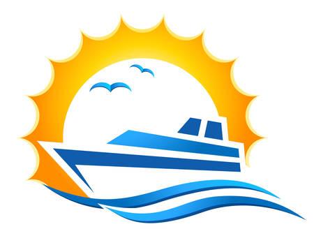 yacht club - logo design