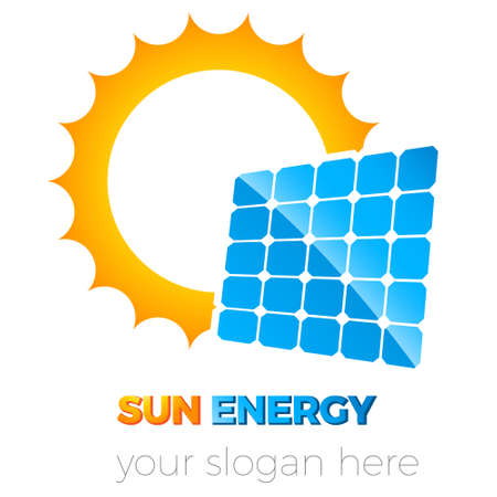 Photovoltaics and sun - design