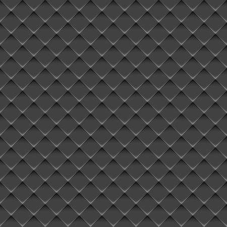 seamless wallpaper - shingle roof - scale