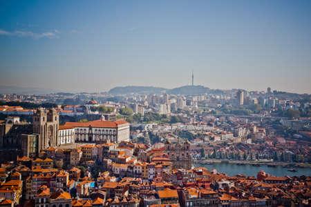 rabelo: View of Porto,  Portugal.