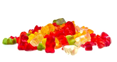 Sweet jelly teddies