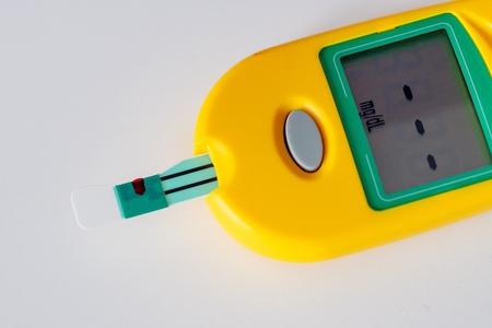 Blood uric acid level test. Urinal acid level meter