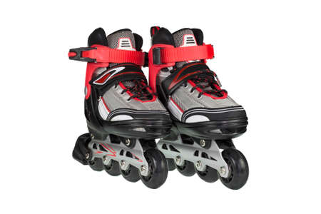 roller skates isolated on white background Stock fotó - 82502382