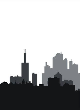 City.Vector. Stock Vector - 4661161