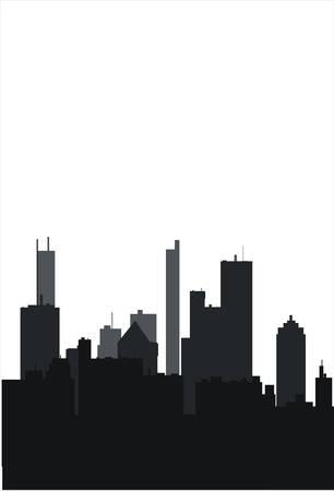 City.Vector. Stock Vector - 4661175