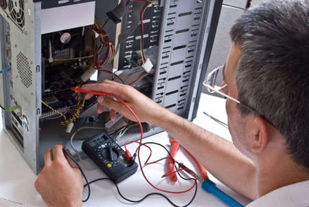 telco:  IT Engineer Working