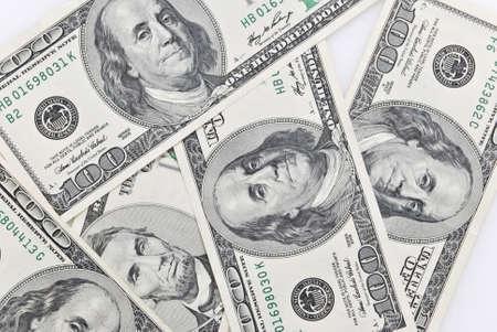 grand hard: dollars Stock Photo