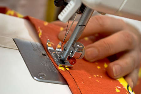 Electric Sewing Machine photo