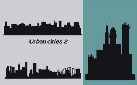 City vector Vector