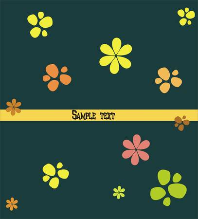 Floral collection Stock Vector - 5178731