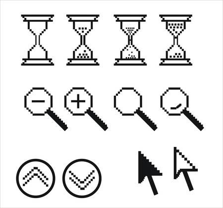 Computer icons Stock Vector - 5178724