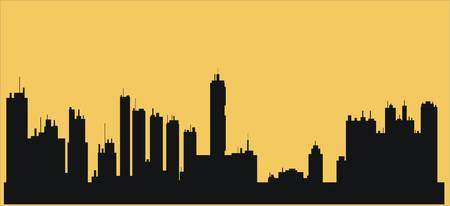 City vector Stock Vector - 5507280