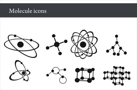 atoms: Molecule Illustration
