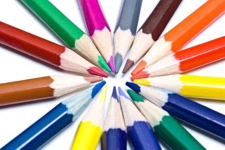 Color pencils Stock Photo - 5358125