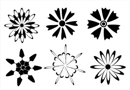 Floral card Stock Vector - 5507326