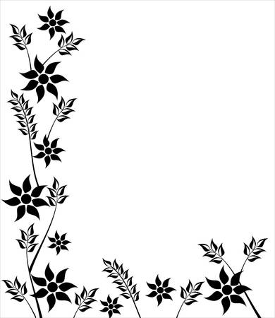 Floral collection Stock Vector - 5820742