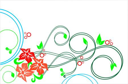 Floral collection Stock Vector - 5820743