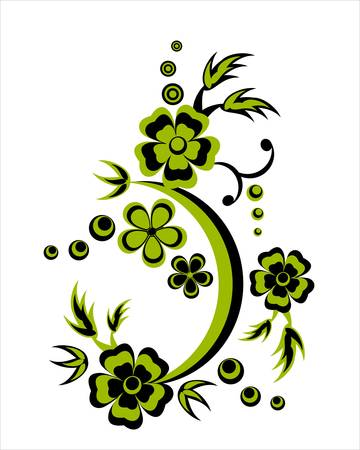 Floral collection Stock Vector - 5808360