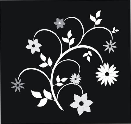 Floral collection Stock Vector - 5808356