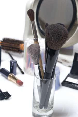 Professional make-up tools photo