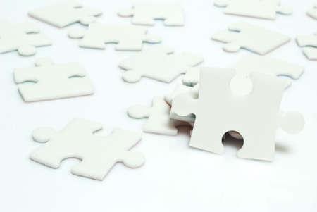 puzzle Stock Photo - 6731669
