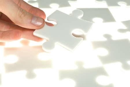 puzzle Stock Photo - 6731670