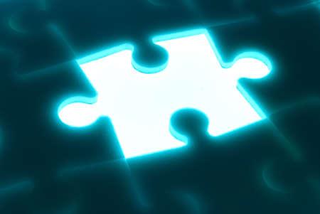 puzzle Stock Photo - 6731710