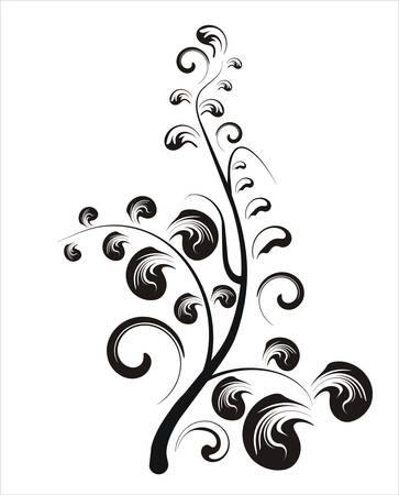 Floral collection Stock Vector - 7219431