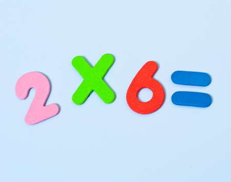 numbers Stock Photo - 7409739