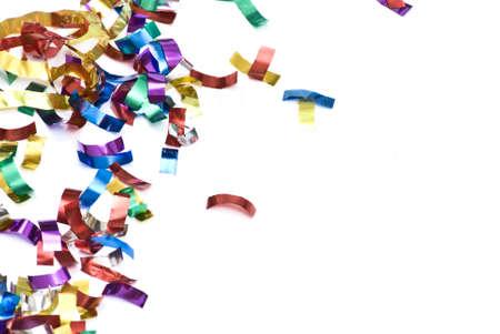 confetti background:  confetti Stock Photo