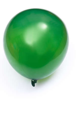 balloons  green: balloon